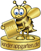 Kinderappgarten Gold Award